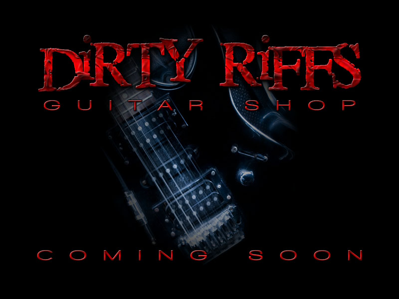 Dirty Riffs Guitar Shop